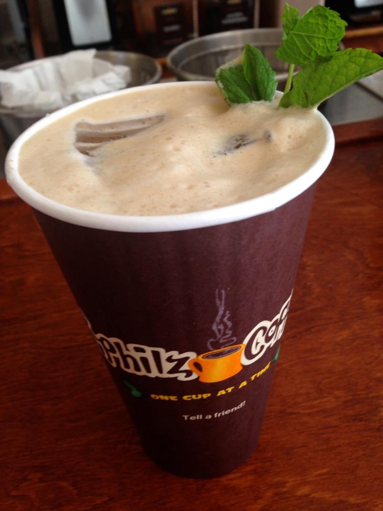 Philz Coffee - New Kid On The Guac