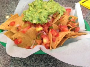 Nick's Crispy Tacos - New Kid on the Guac