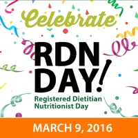 Happy Registered Dietitian Nutritionist Day
