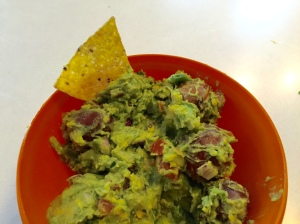 New Kid's OG (Original Guacamole) - New Kid on the Guac