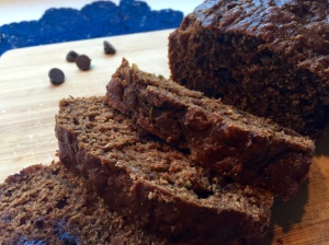 Chocolate Greek Yogurt Zucchini Bread - New Kid On The Guac