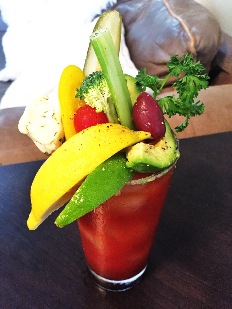 A Dietitian's Bloody Mary - New Kid On The Guac