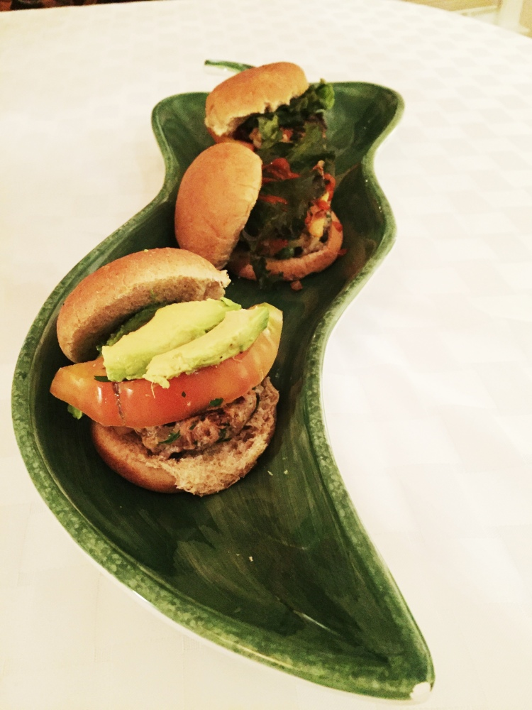 Skinny Southwest Sliders - New Kid On The Guac