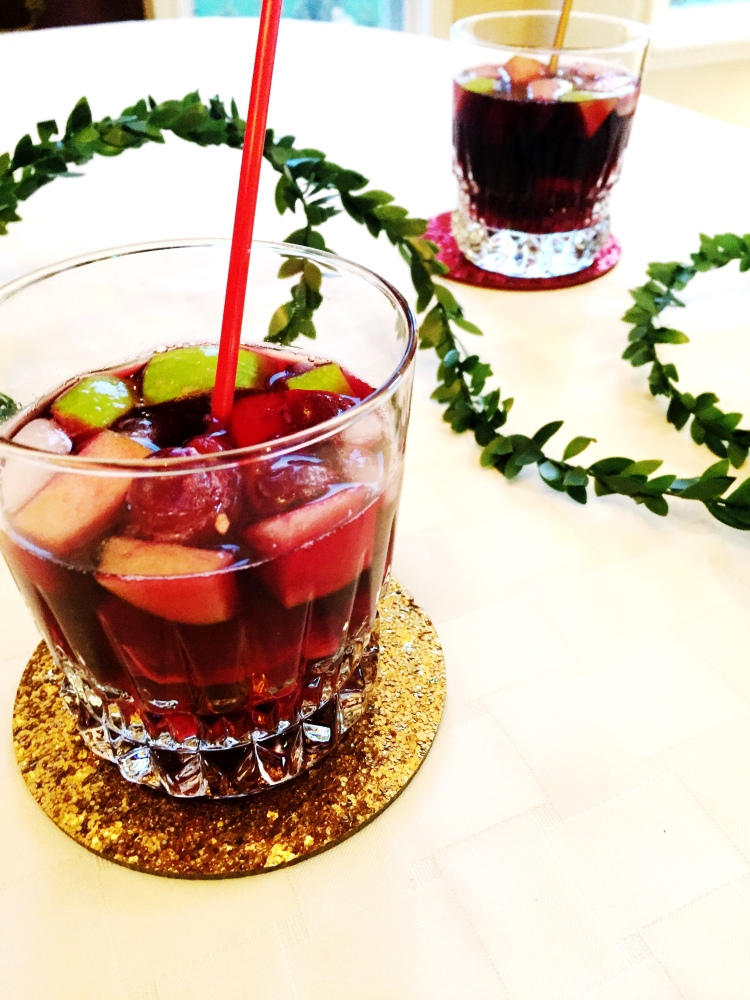 Holiday Sangria - New Kid On The Guac