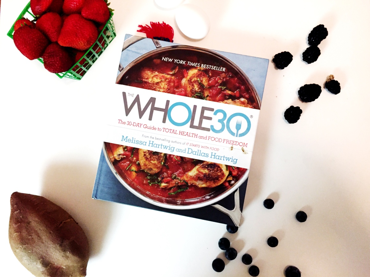 What I Learned On Whole30