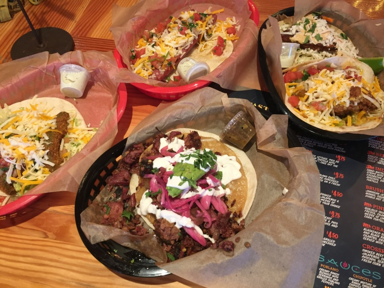 Torchy's Tacos - Austin, TX - New Kid On The Guac